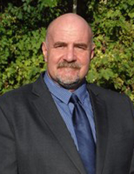 Bandon City Manager, Dan Chandler
