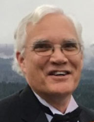 Gordon Zimmerman of Cascade Locks